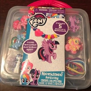 My Little Pony Necklace making kit